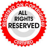 Registred copyright